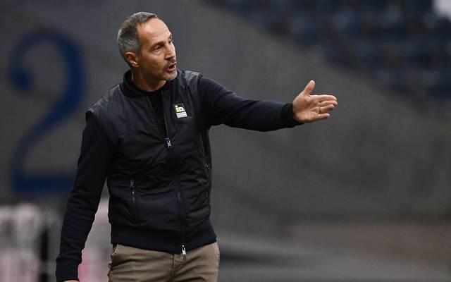 Adi Hütter ist seit Sommer 2018 Trainer von Eintracht Frankfurt