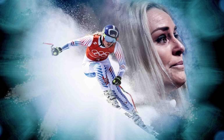 Ein Olympiasieg in der Abfahrt 2010, zwei WM-Titel, sieben weitere Medaillen und 20 Kristallkugeln (vier für den Gesamtweltcup) - Lindsey Vonn hat fast alles erreicht im Skisport. Und nun ist ihr auch ein standesgemäßer Abschied gelungen - mit Triumph und Drama