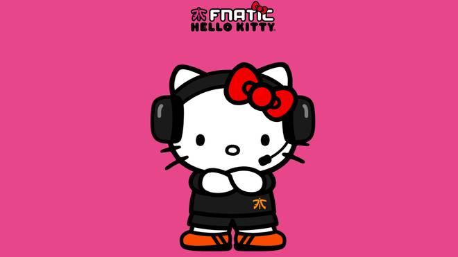 Fnatic kooperiert mit Hello Kitty