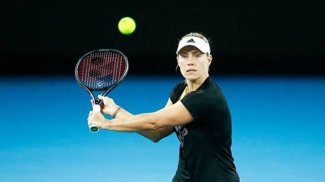 Geht angeschlagen in die Australian Open: Angelique Kerber