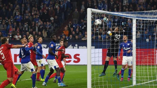 Jonas Hector rettet Köln auf Schalke einen Punkt