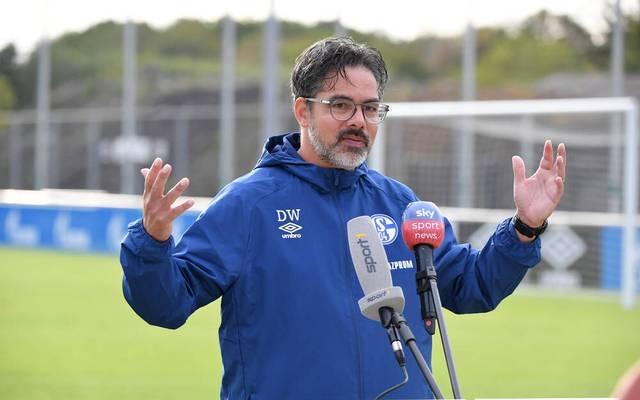 David Wagner will aus der Schalke-Mannschaft alles rausholen