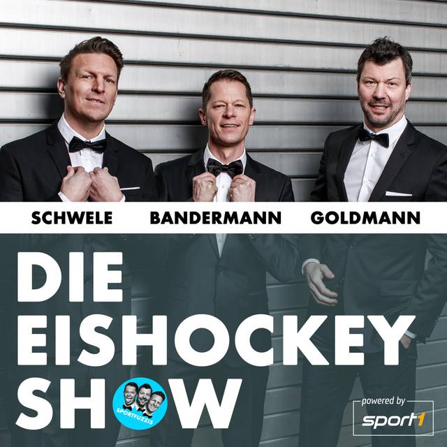 Die Eishockey Show feiert am Sonntag Premiere im Free-TV auf SPORT1