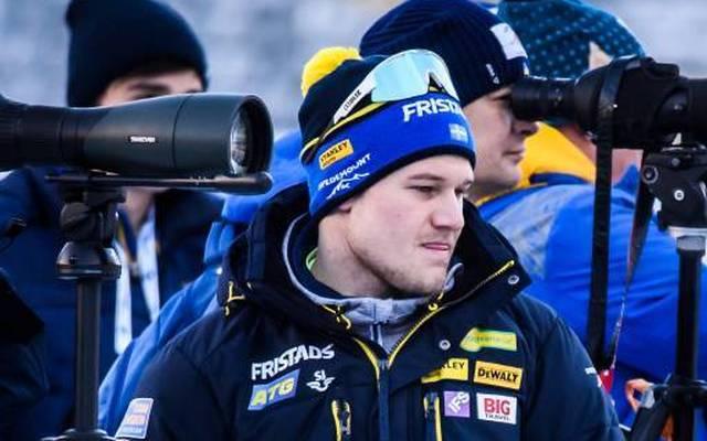 Der Deutsche Johannes Lukas ist Schwedens Biathlon-Trainer