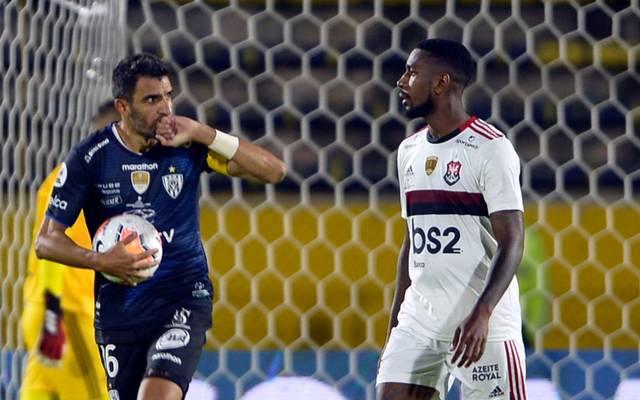 Die Spieler von Flamengo dürfen erst nach einer Quarantäne-Phase wieder spielen