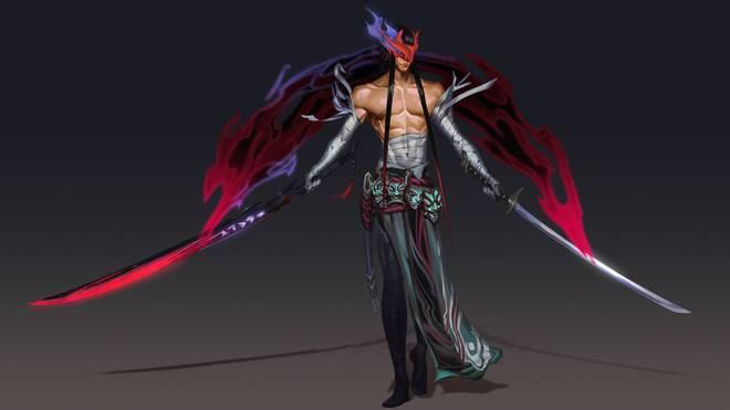 Yone, der unvergessene Krieger ist ab sofort in League of Legends verfügbar