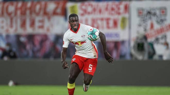 RB Leipzig muss vorerst ohne Abwehrchef Dayot Upamecano auskommen