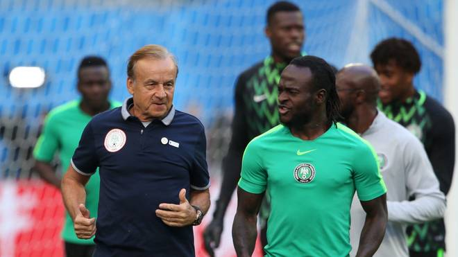 Gernot Rohr ist bereits seit 2016 als Trainer der nigerianischen Nationalmannschaft tätig