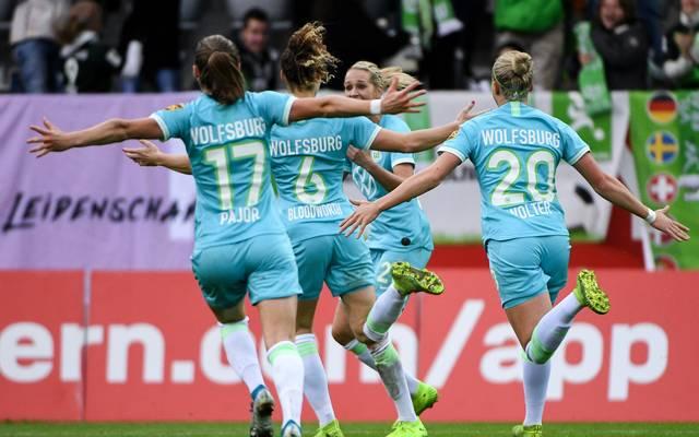 Unter anderem der VfL Wolfsburg ist noch im Wettbewerb vertreten