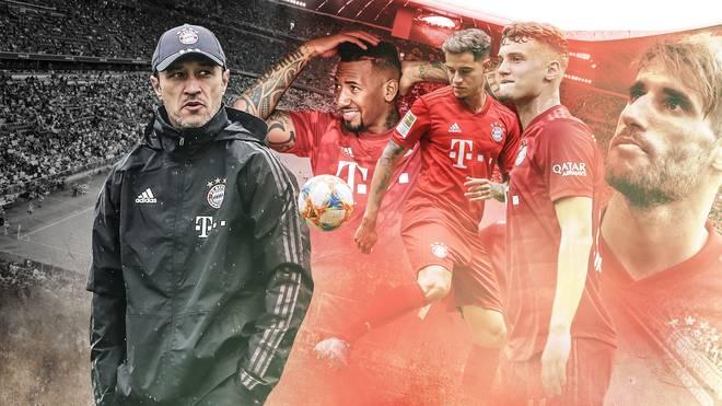 Niko Kovac muss den Frust der Bayern-Reservisten moderieren