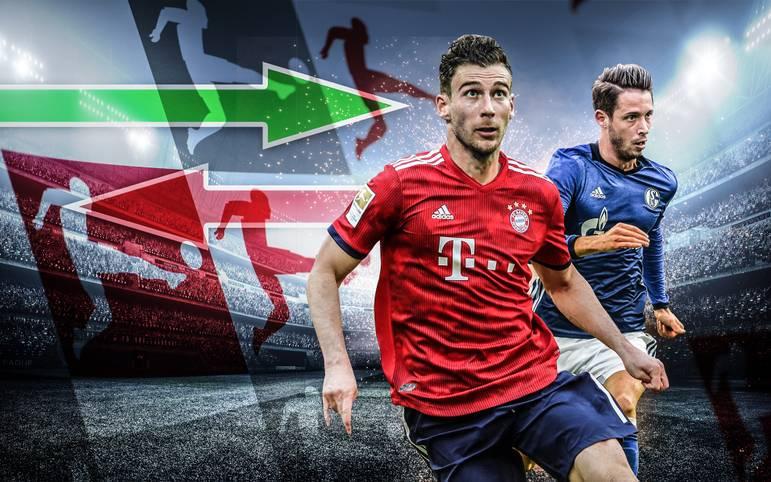 SPORT1 präsentiert alle bereits feststehenden Zu- und Abgänge der Bundesliga-Klubs