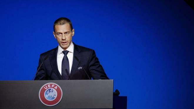 UEFA-Präsident Aleksander Ceferin tagte am Donnerstag mit seinen Kollegen vom Exekutivkomitee