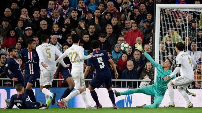Real Madrid verpasst den Sieg über PSG