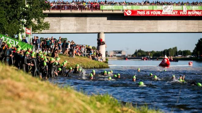 Der Triathlon in Roth findet 2020 nicht statt - für 2021 ist er nun schon ausgebucht