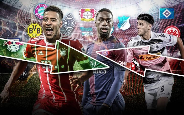 Die Bundesliga-Klubs haben bereits zahlreiche Zugänge präsentiert. Doch vielerorts herrscht noch Nachholbedarf. SPORT1 nimmt die Transferaktivitäten unter die Lupe