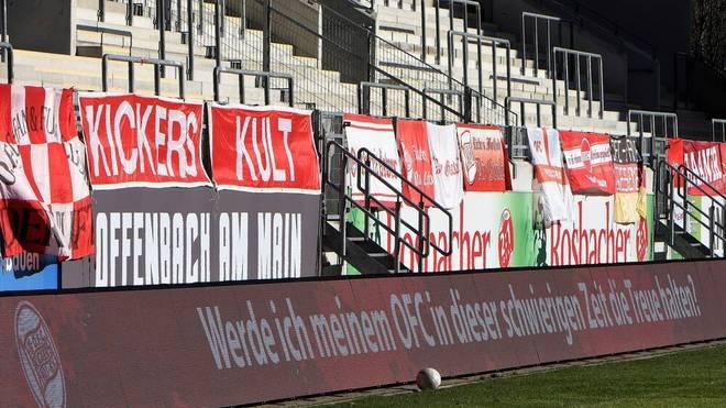 Die Kickers Offenbach kämpfen seit Jahren vergeblich um die Rückkehr in den bezahlten Fußball