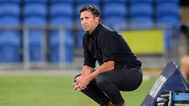 Robbie Fowler ist nicht mehr Trainer von Brisbane Roar