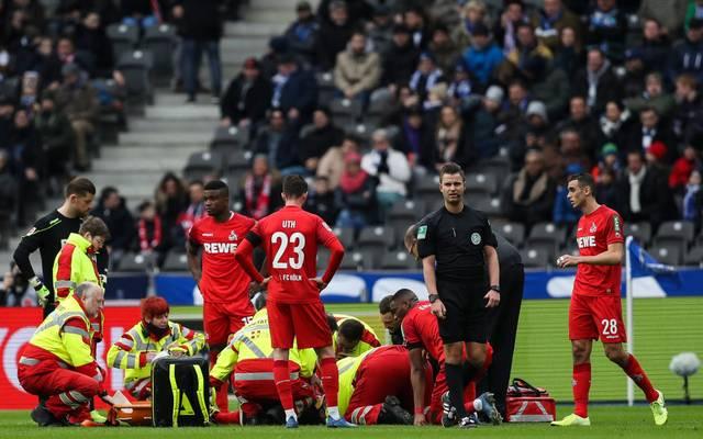 Rafael Czichos hat sich am vergangenen Samstag schwer verletzt