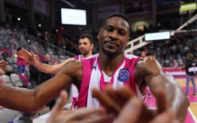 Yorman Polas Bartolo spielte seit 2016 bei den Telekom Baskets Bonn