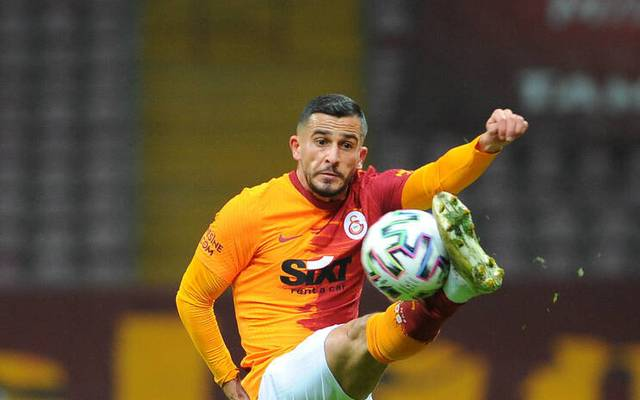 Omar Elabdellaoui wechselte vor der Saison zu Galatasaray