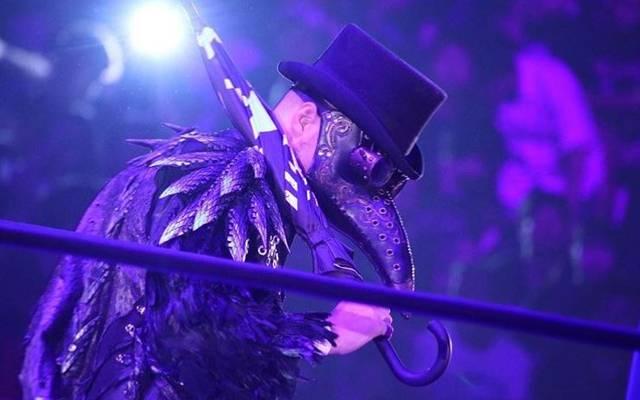 Marty Scurll wird von ROH offenbar nicht mehr eingesetzt