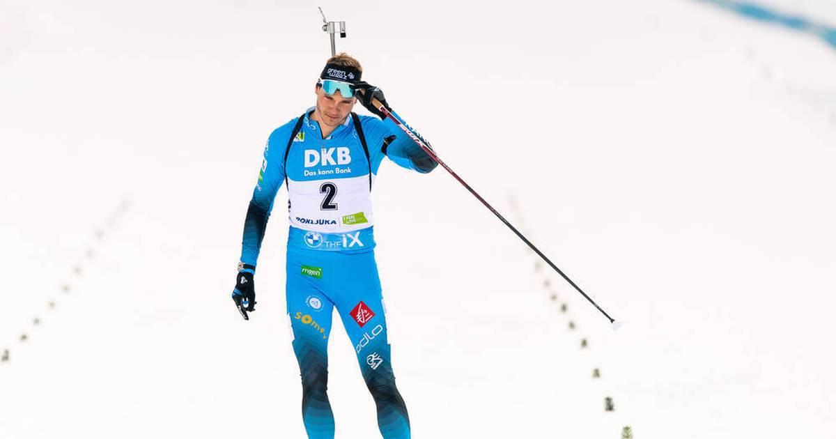 Biathlon-WM: Émilien Jacquelin erntet Kritik mit Lustlos-Abgang - SPORT1