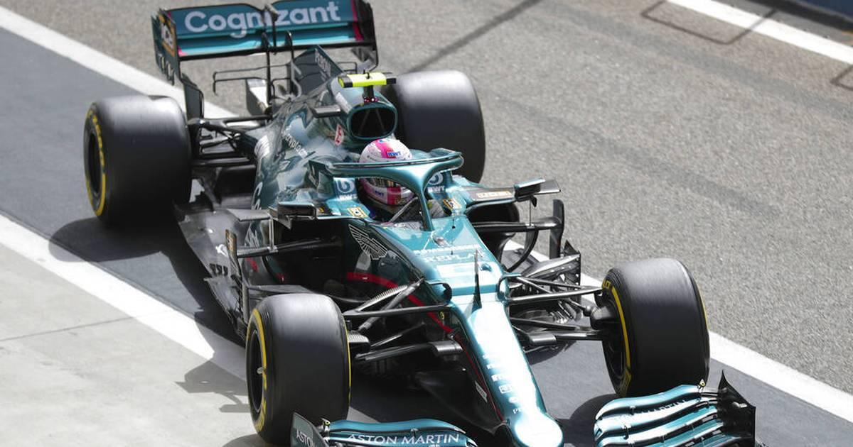 "Sebastian Vettel benennt Aston-Martin-Boliden nach Bond-Girl ""Honey Rider"""