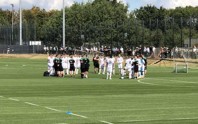 Borussia Mönchengladbach startete am Dienstag in die Vorbereitung