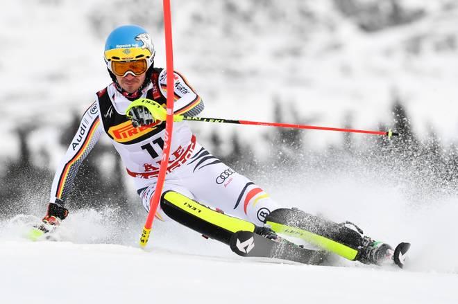 Felix Neureuther ist einer der größten deutschen Skistars