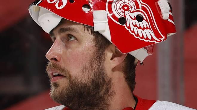 Thomas Greiss spielt in der NHL für die Detroit Red Wings