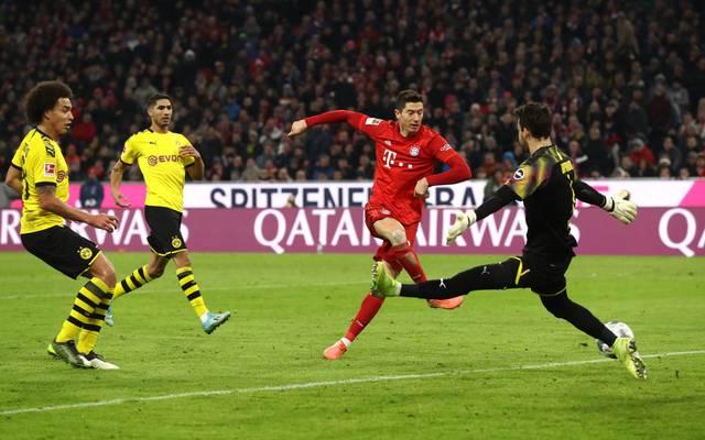 Die Bundesliga nimmt ihren Spielbetrieb wieder auf