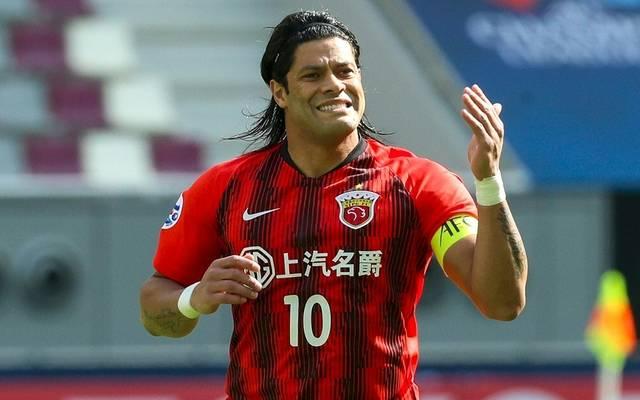 Hulk wird nach vier Jahren Shanghai SIPG verlassen