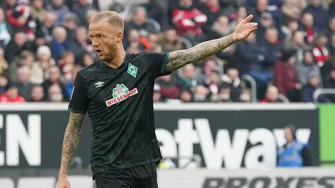 Kevin Voigt wechselte im Winter von Hoffenheim nach Bremen