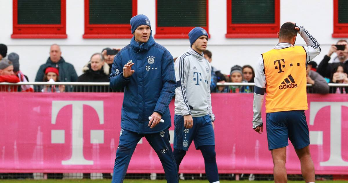 FC Bayern: Das ist Danny Röhl, der Schattenmann von Hansi Flick