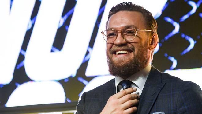 Conor McGregor steigt im Januar wieder in den Ring