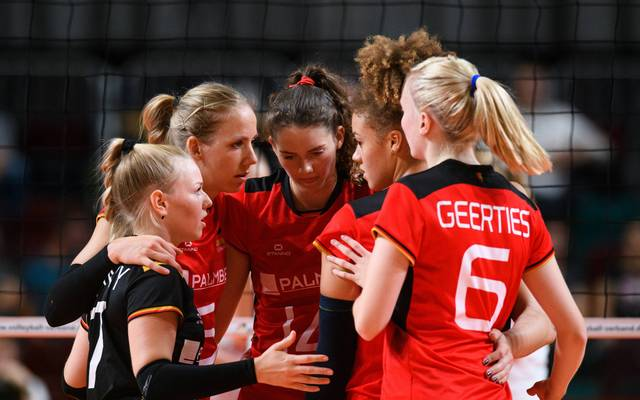 Die deutsche Volleyball-Nationalmannschaft will bei der EM überraschen