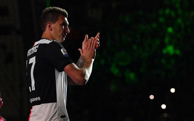 Mario Mandzukic war bei Juventus Turin nicht mehr erwünscht