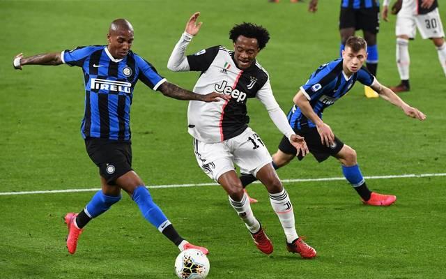 Inter Mailand und Juventus Turin trafen am Wochenende aufeinander