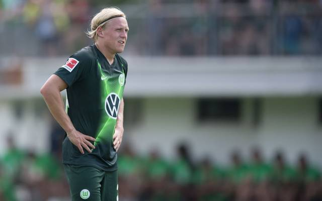 Xaver Schlager vom VfL Wolfsburg wird mehrere Monate ausfallen