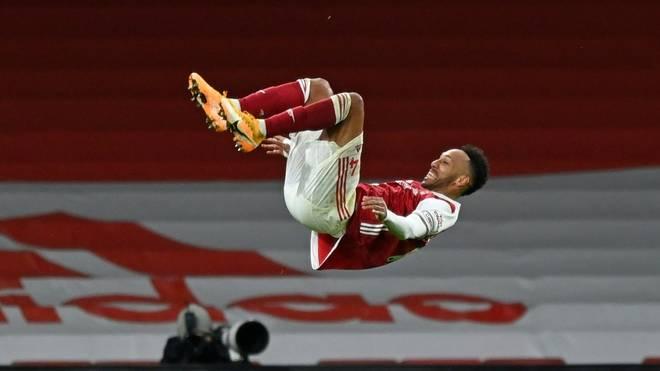 Aubameyang entpuppt sich gegen Newcastle als Matchwinner