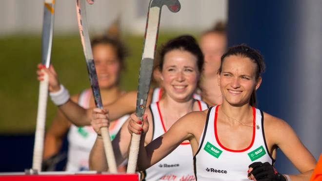 Kira Horn (r.) brachte Deutschland gegen Irland in Führung