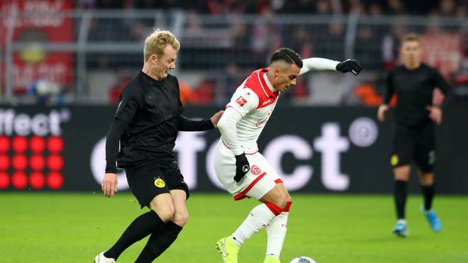 Julian Brandt und der BVB überraschten gegen Düsseldorf mit neuen Trikots