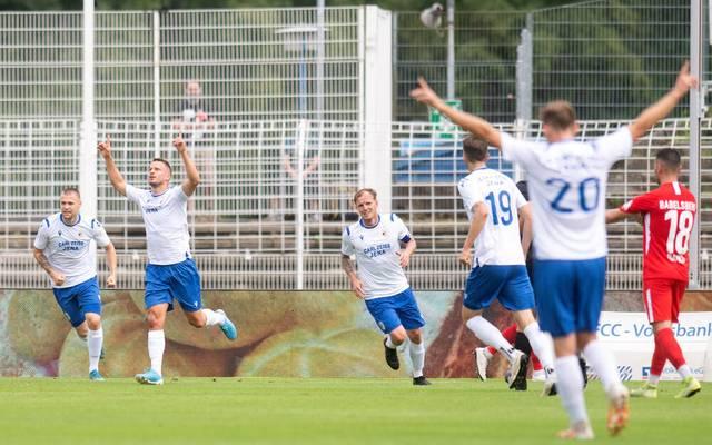 Carl-Zeiss Jena bekommt es mit Werder Bremen zu tun