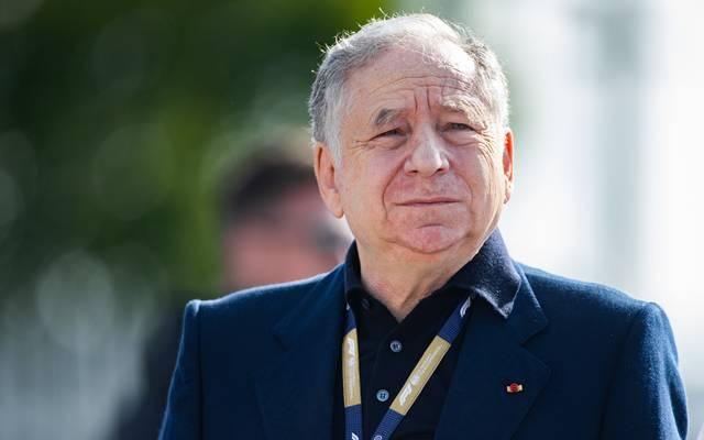 Jean Todt ist Präsident der FIA