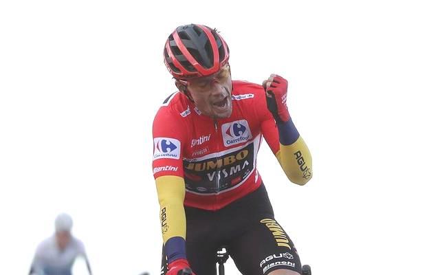 Primoz Roglic macht den Vuelta-Sieg klar