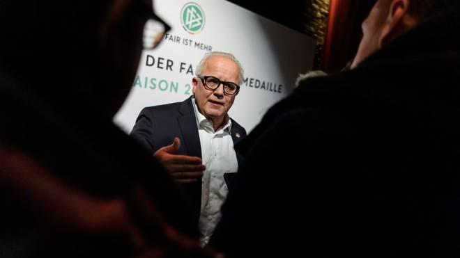 Fritz Keller hat eine klare Meinung zur Zielsetzung für das deutsche Team