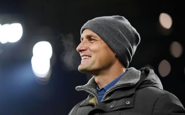Heiko Herrlich ist Trainer des FC Augsburg