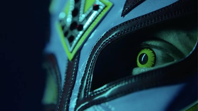 WWE-Legende Rey Mysterio steht im Fokus des WWE 2k22 Videospiel-Teasers