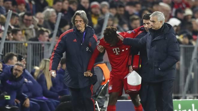 Coman: Bayern gibt Diagnose bekannt