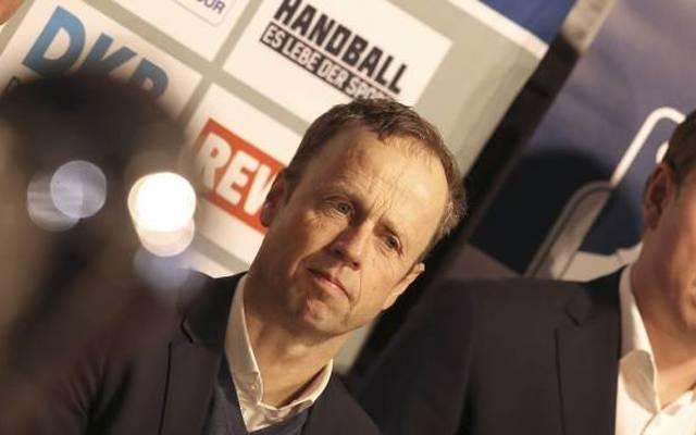 Frank Bohmann ist seit Juni 2003 Geschäftsführer der Handball-Bundesliga